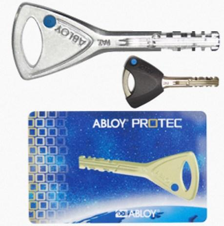 ABLOY PROTEC key card Карточка / RUS