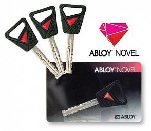 ABLOY NOVEL key card Карточка  / RUS